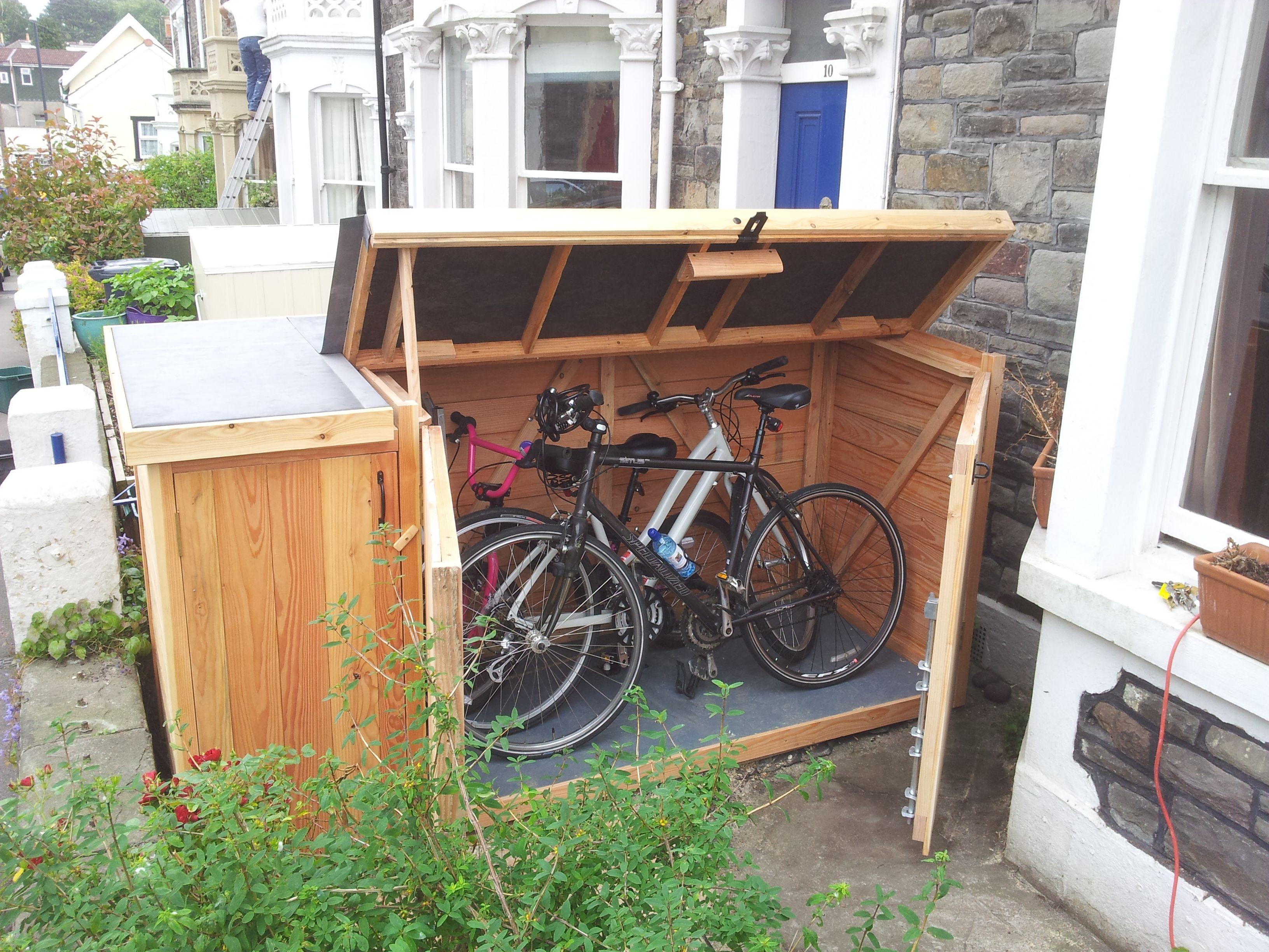 bike storage sheds  63