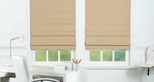 Blackout Roman shades  27