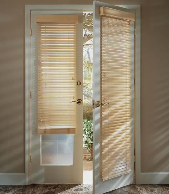 Blinds for french doors  83