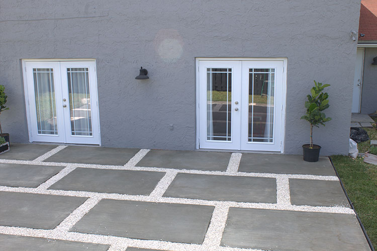 Cement pavers  02