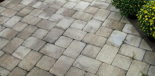 Cement pavers  94