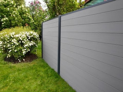 Strong and Maintenance- free Composite Fencing