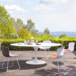 Contemporary Garden Furniture Offers Modern Outlook to the Garden