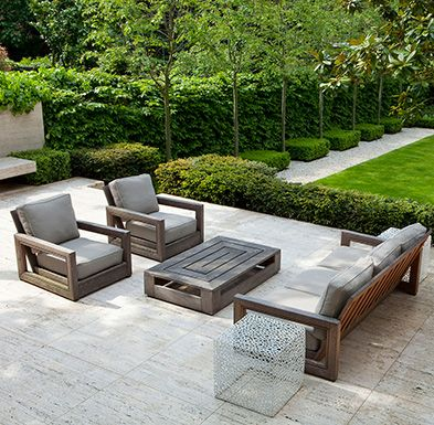Contemporary Garden Furniture  69