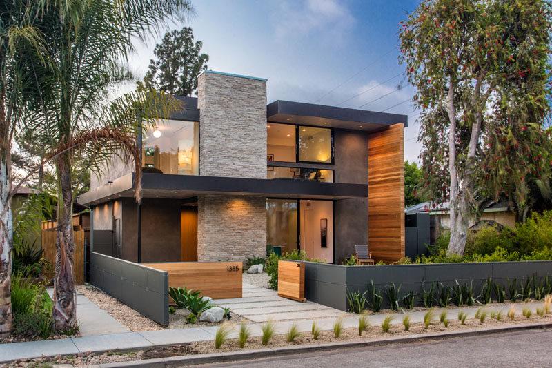 Contemporary homes  23