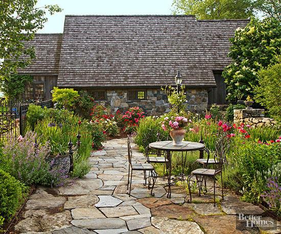 cottage garden designs  45