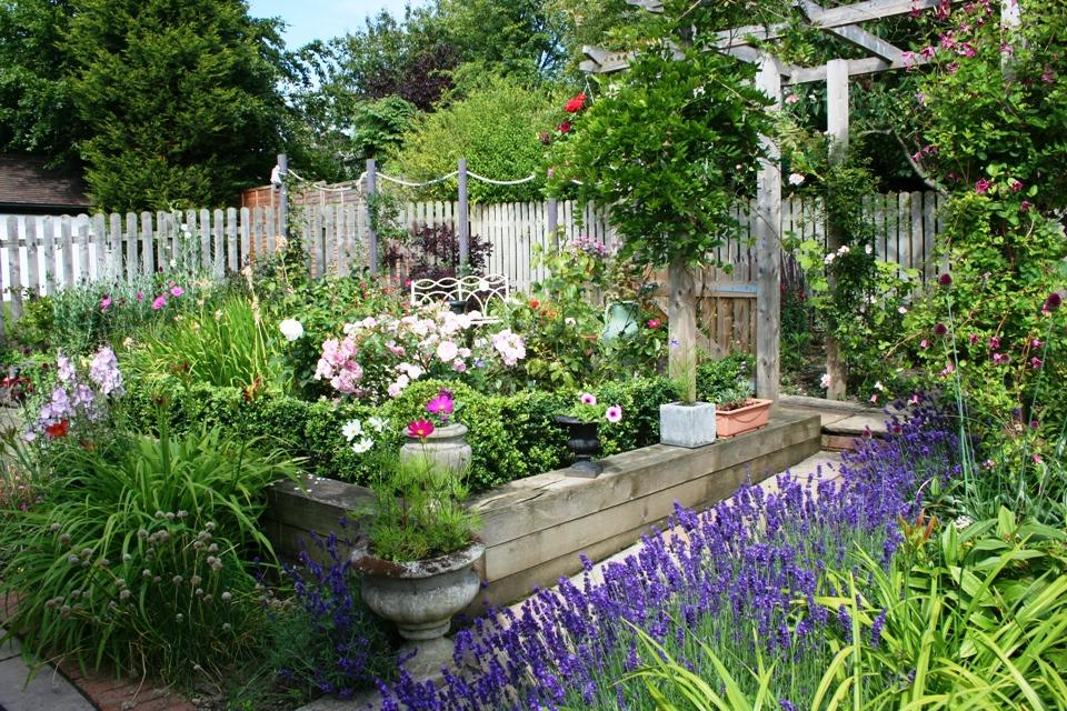 cottage garden designs  74