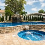 Enjoy luxurious custom pools