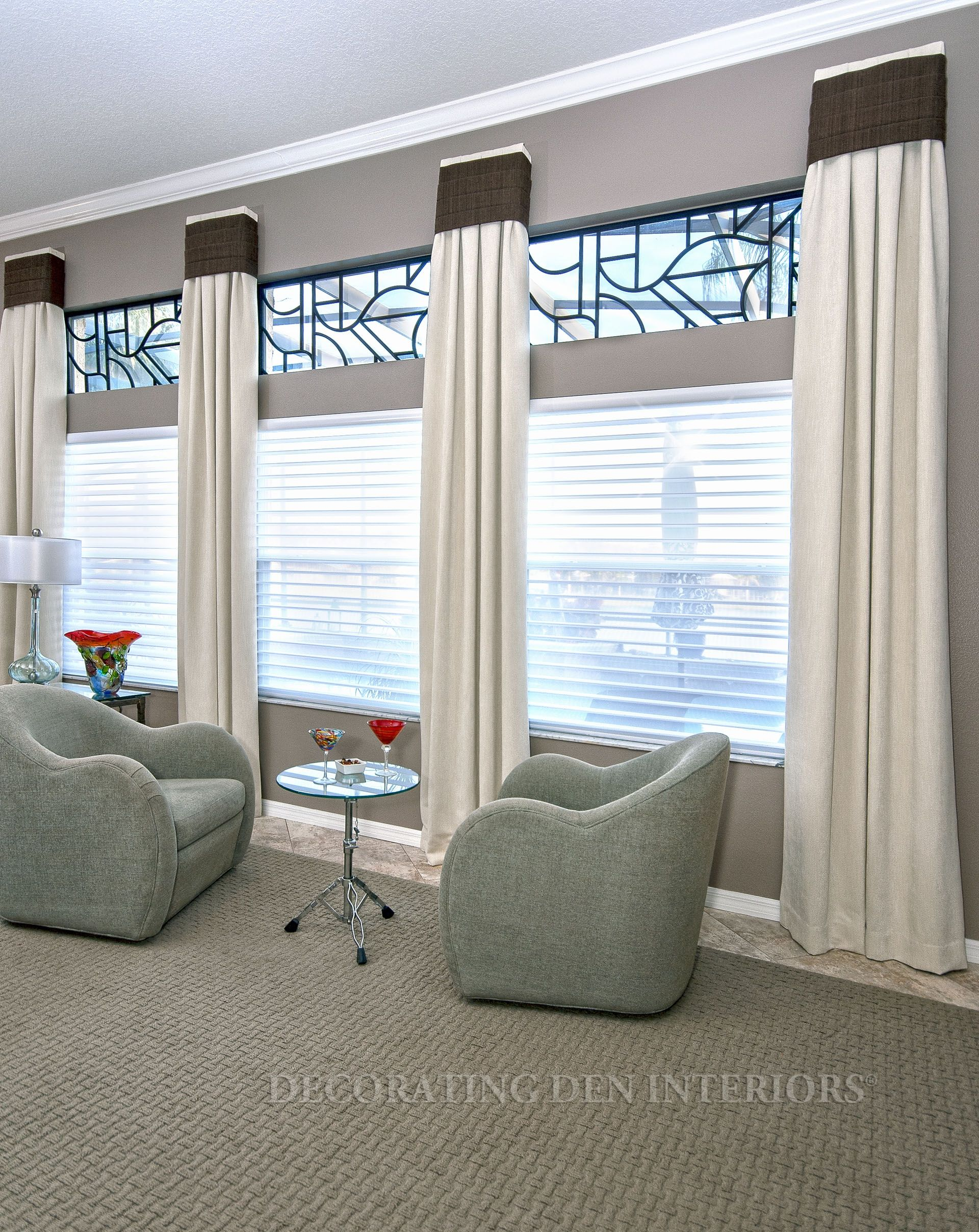 Find custom window treatments
