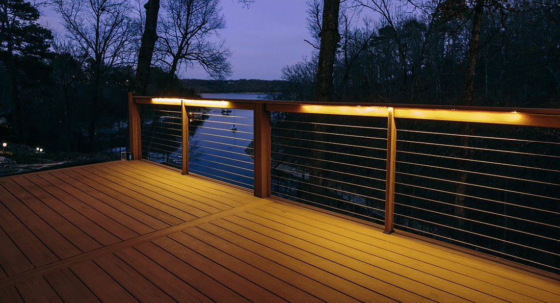 deck lighting 24