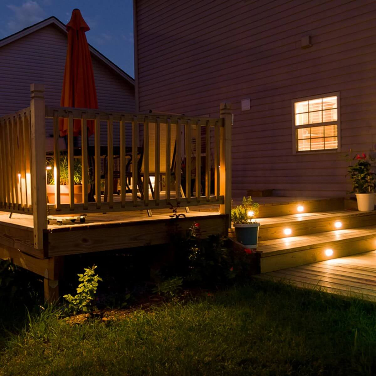 deck lighting 74