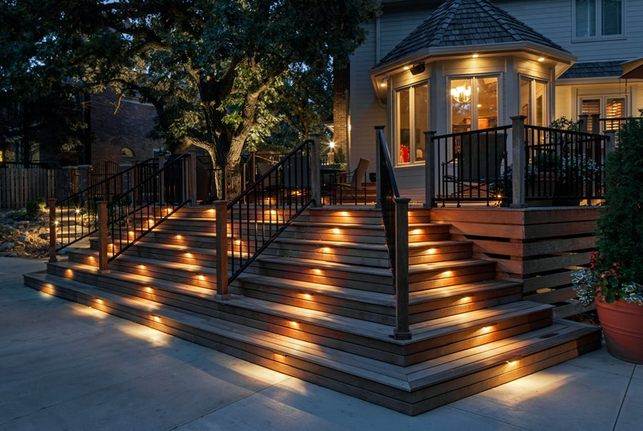 deck lighting ideas  63