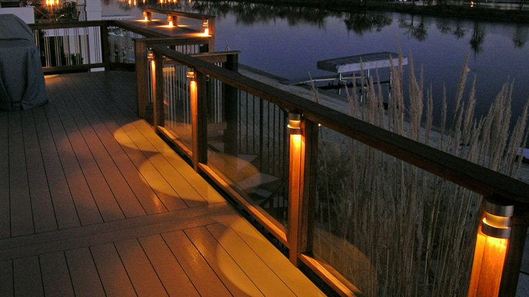 Deck Post Lights  25