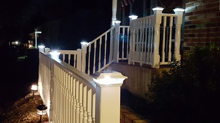 Deck Post Lights  35