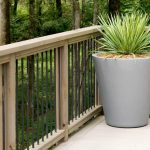 Different Deck railing ideas to enhance its beauty
