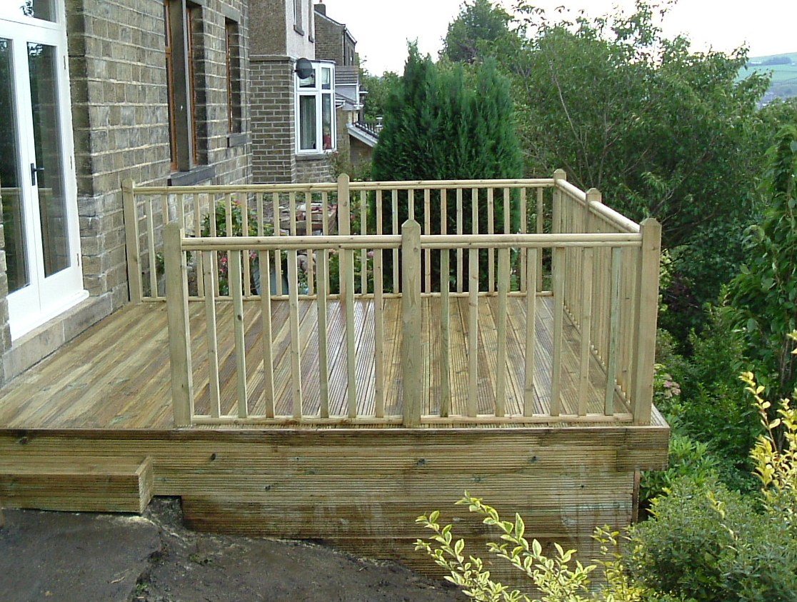 Decking Balustrade  34