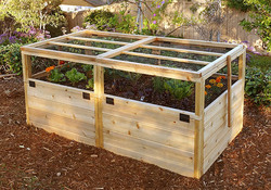 Elevated garden beds  10