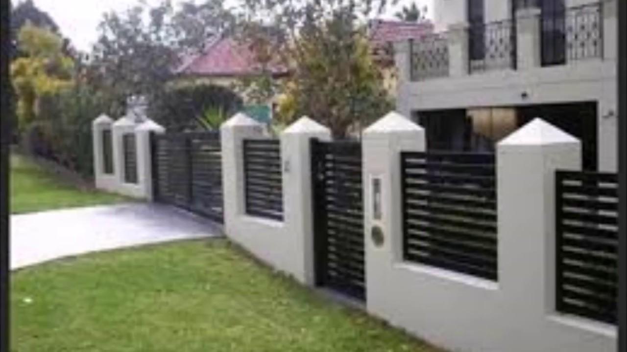 Fence designs  72