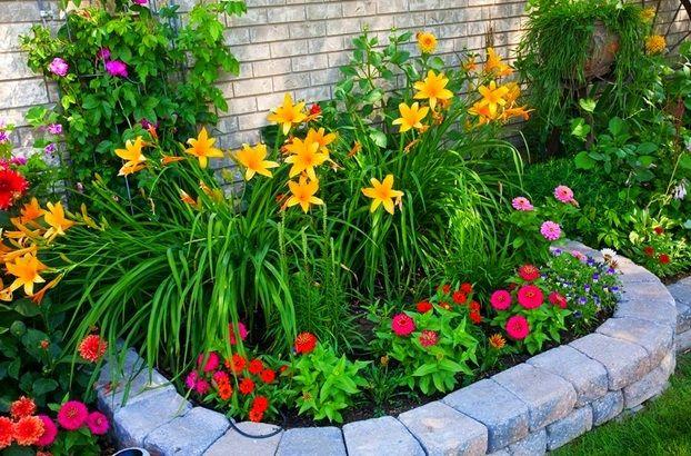 Flower gardens  62