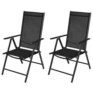 Folding garden chairs  12