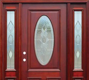 Front doors  58