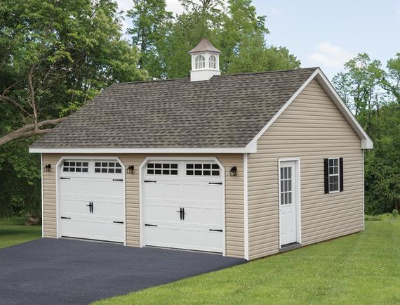Garage sheds  14