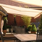 Make your garden beautiful by garden awnings
