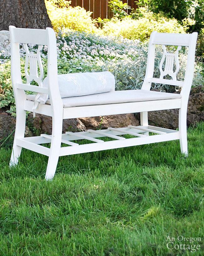 Garden benches  43