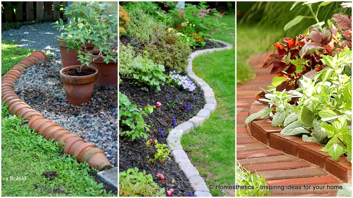 garden border ideas 57