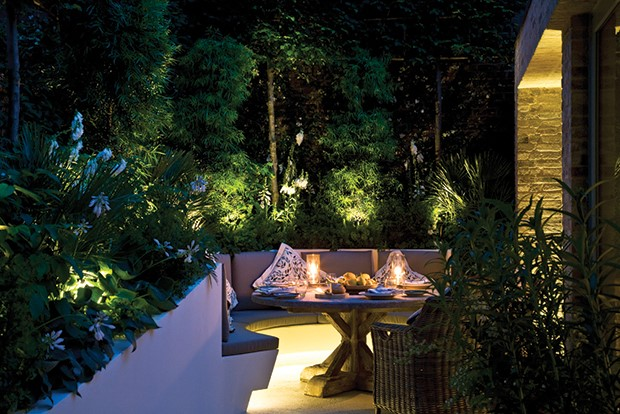 Garden lighting ideas  50