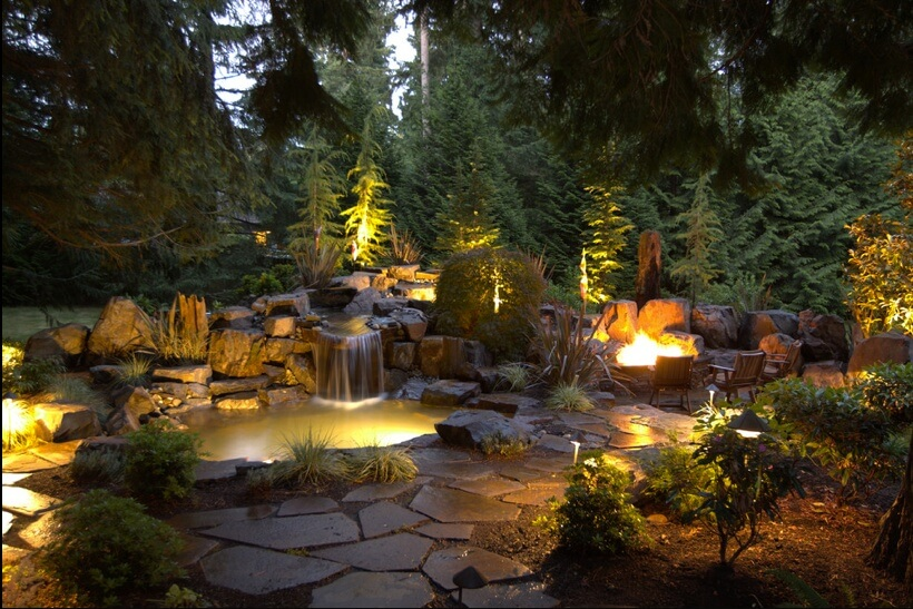 Garden lighting ideas  93