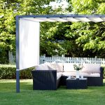 Stylish and beautiful garden shelter