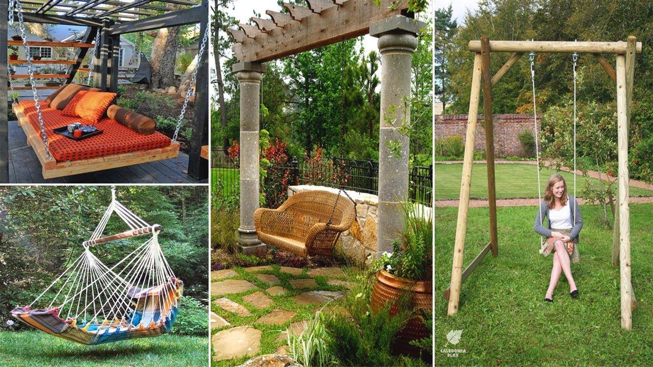Garden swings  46