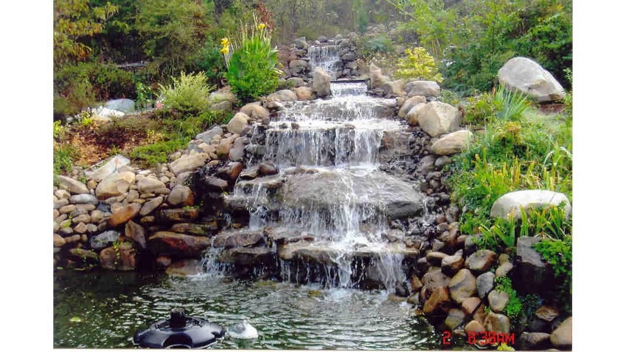 Garden Waterfalls  99