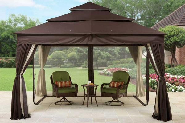 Gazebo canopy  83