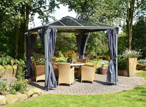 Gazebo Curtains  65