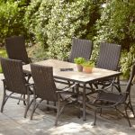 Give awesome looks to your patio with hampton bay patio furniture