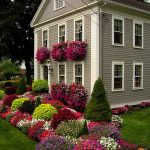 Design the appealing home landscaping at your place