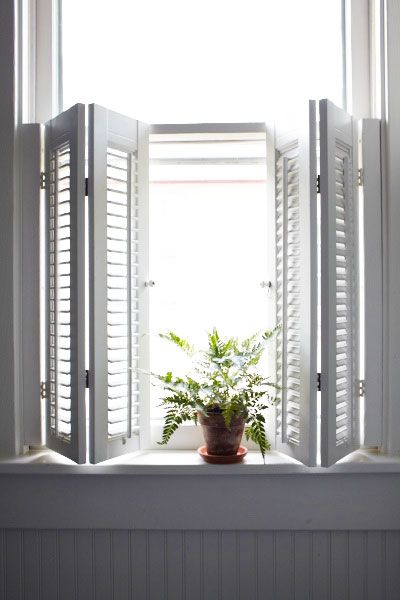 Interior window shutters 03