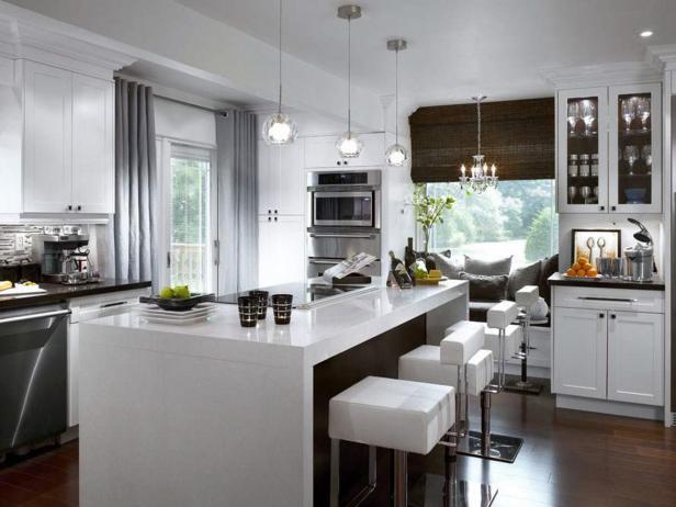 Kitchen window treatments  21