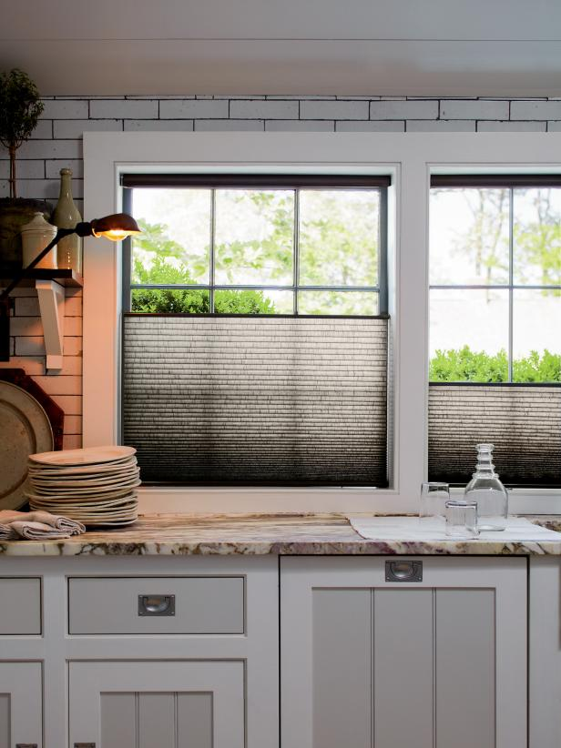 Kitchen window treatments  31