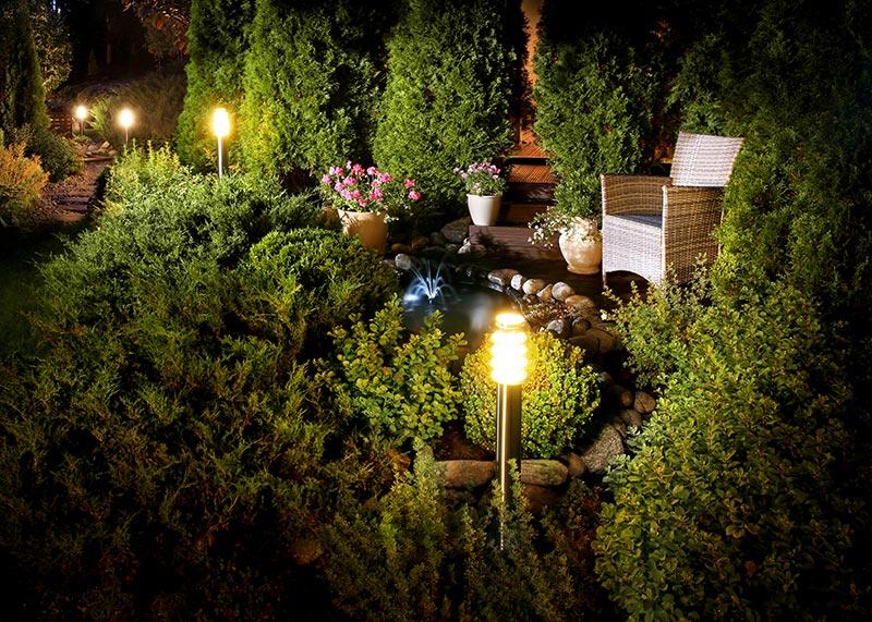 Landscaping lights  72