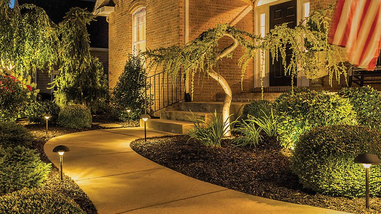 Landscaping lights  92