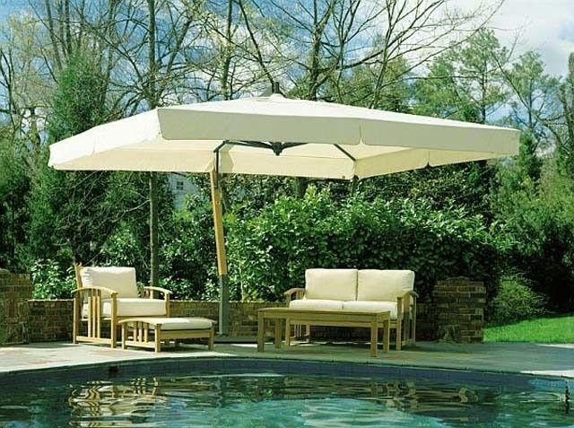 Large patio umbrellas  91