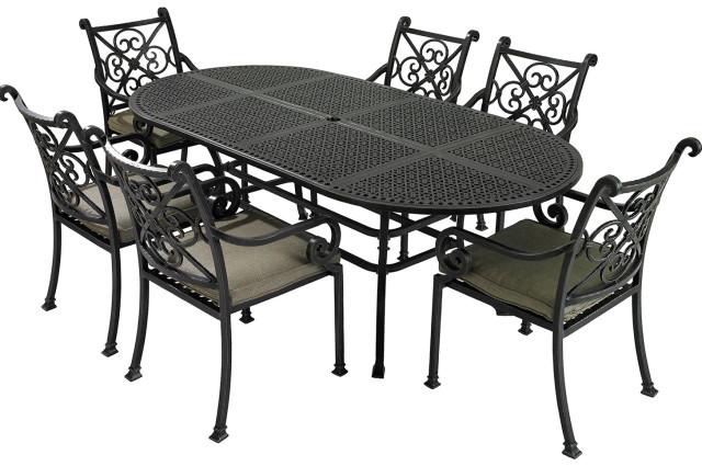 Metal patio furniture  93
