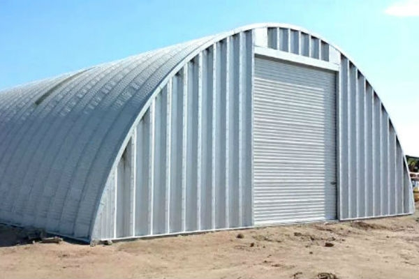 Metal Storage Building  47