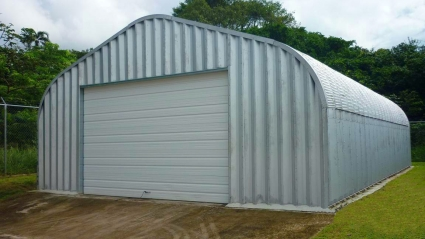 Metal Storage Building  57
