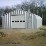 Metal Storage Building 97