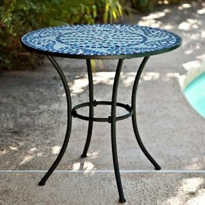 mosaic garden table 85