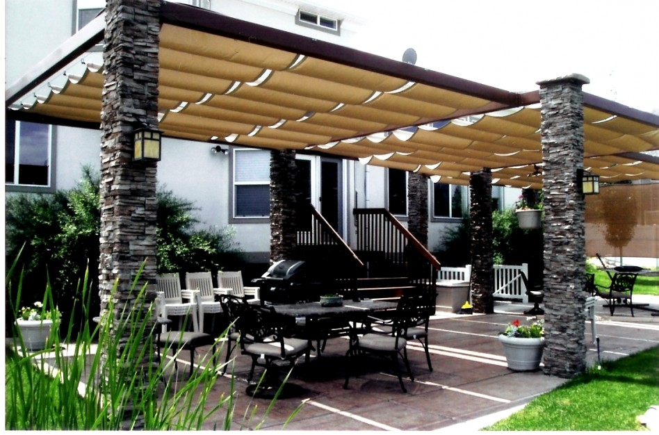outdoor canopies 60